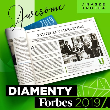 Unique One Diamentem Forbesa